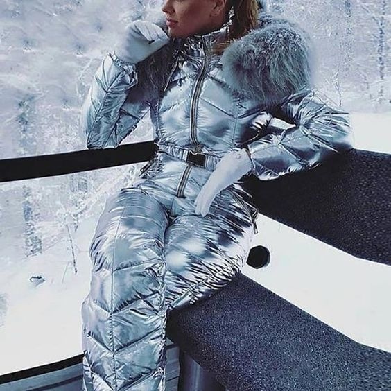 salopeta dama iarna ski
